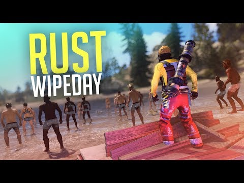 A Wipe Day in the Life of Surge - Rust [1/2]