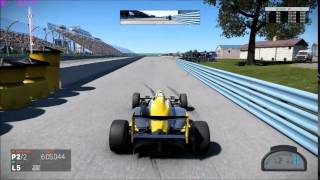 Project Cars possible bug?