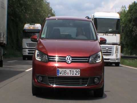 Vw Touran The Most Favoured Family Van