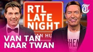 RTL Late Night met Twan Huys gaat er zo uitzien
