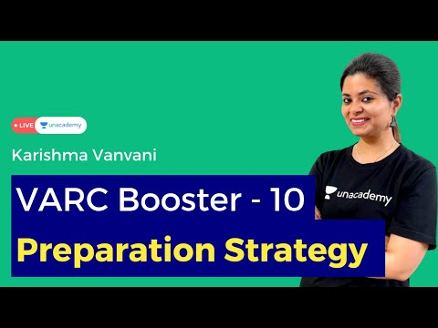 VARC Booster Lectures