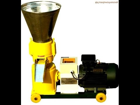 Гранулятор пеллет, грануляторы