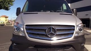 видео mercedes benz sprinter