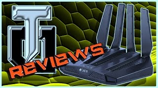 test review routeur wifi ac 1200 mbps dual band tank by jcg