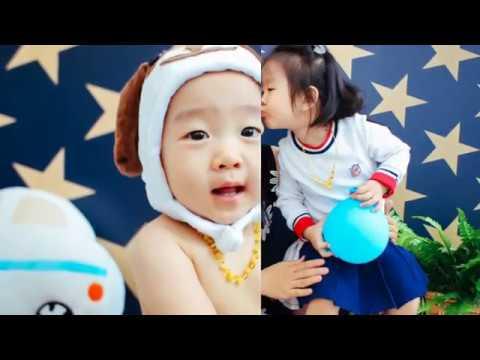 Chuyên chụp ảnh baby tại Quận 7 – Studio chụp hình cho bé 1 tuổi HOT nhất Quận 7