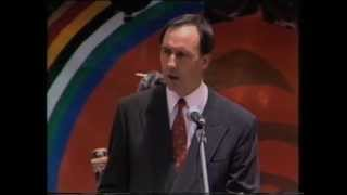 Prime Minister Paul Keating - Launch of International Year of the World's Indigenous Peoples, 1993