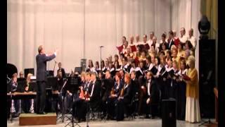 Михаил Ипполитов-Иванов Тебе поем из литургии Святого Иоанна Златоуста. №14