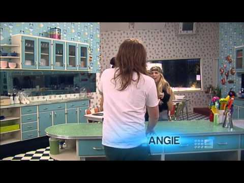 Big Brother Australia 2012 - Day 3 - The New Housmates