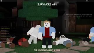 Roblox Vampire Hunters 3 (VH3) January 12th 2019 - Gameplay