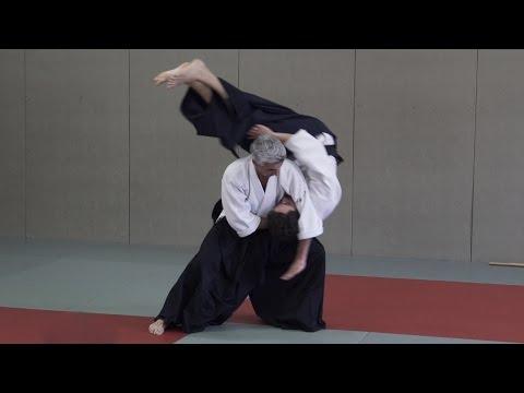 Aikido: Bruno Gonzalez Dynamic Aikido