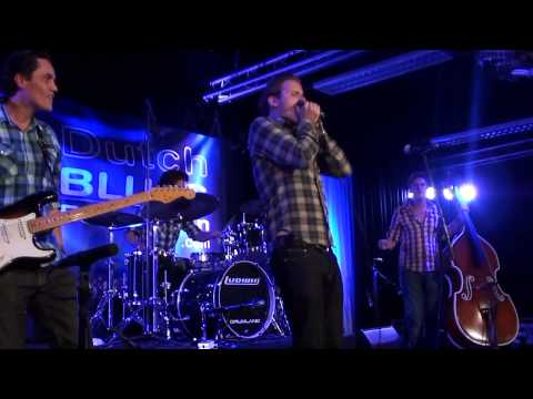 """Sugar Boy & the Sinners playing the song """"You Were Wrong"""" at the dutch Blues Challenge 2012"""