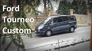 Ford Tourneo Custom: Самый неудачный проект Ford на нашем рынке
