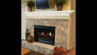 Crestwood Transitional Fireplace Mantel Shelf, Hardwoods And Veneer; Modern Fireplace Mantels
