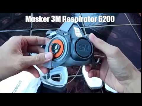 respiratore 3m 7500