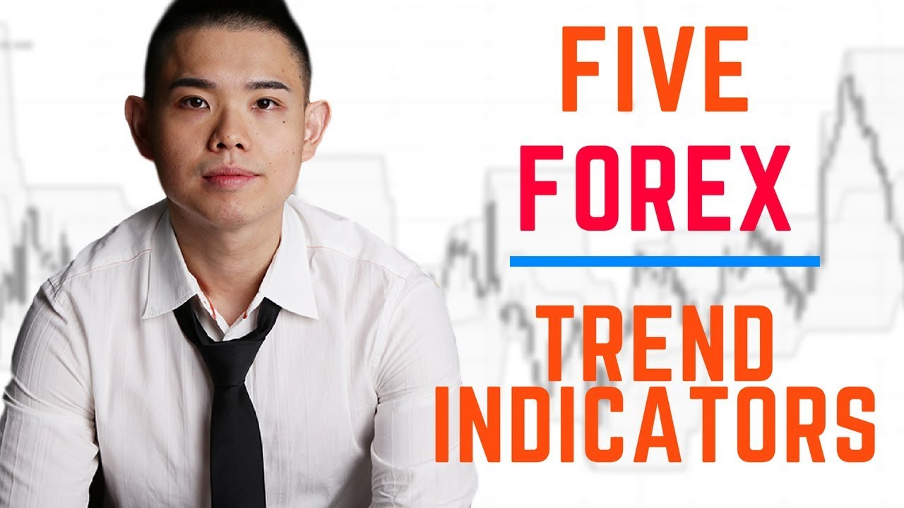 5 Amazing Trend Indicators For Profitable Forex Trading Youtube