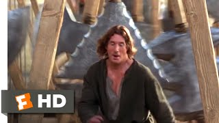 First Knight (1995) - Running the Gauntlet Scene (3/10) | Movieclips