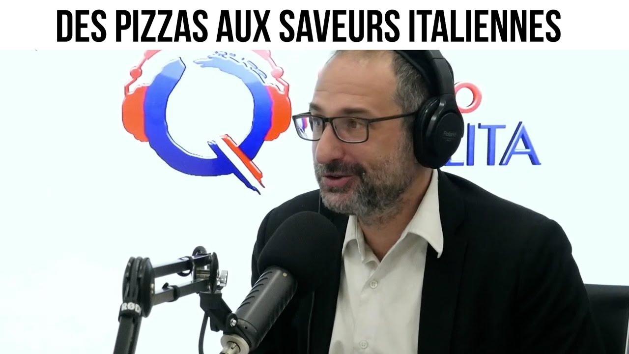 Des pizzas aux saveurs italiennes - CDP#317