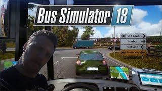 Bus Simulator 18 - Become a successful youtuber ? (Ep5)