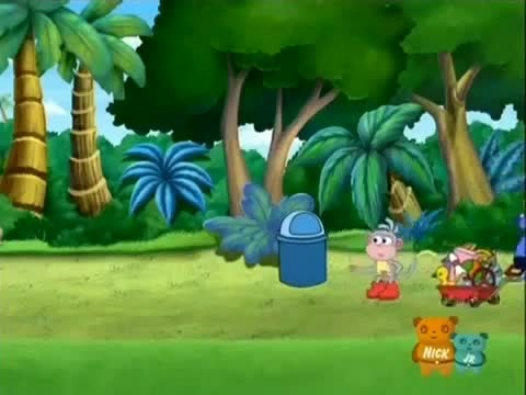 Dora the Explorer S3E21 Boots' Cuddly Dinosaur - YouTube