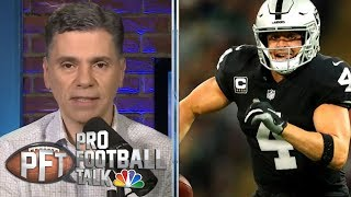 Airing Of Grievances: Derek Carr Can't Be overconfident | Pro Football Talk | NBC Sports