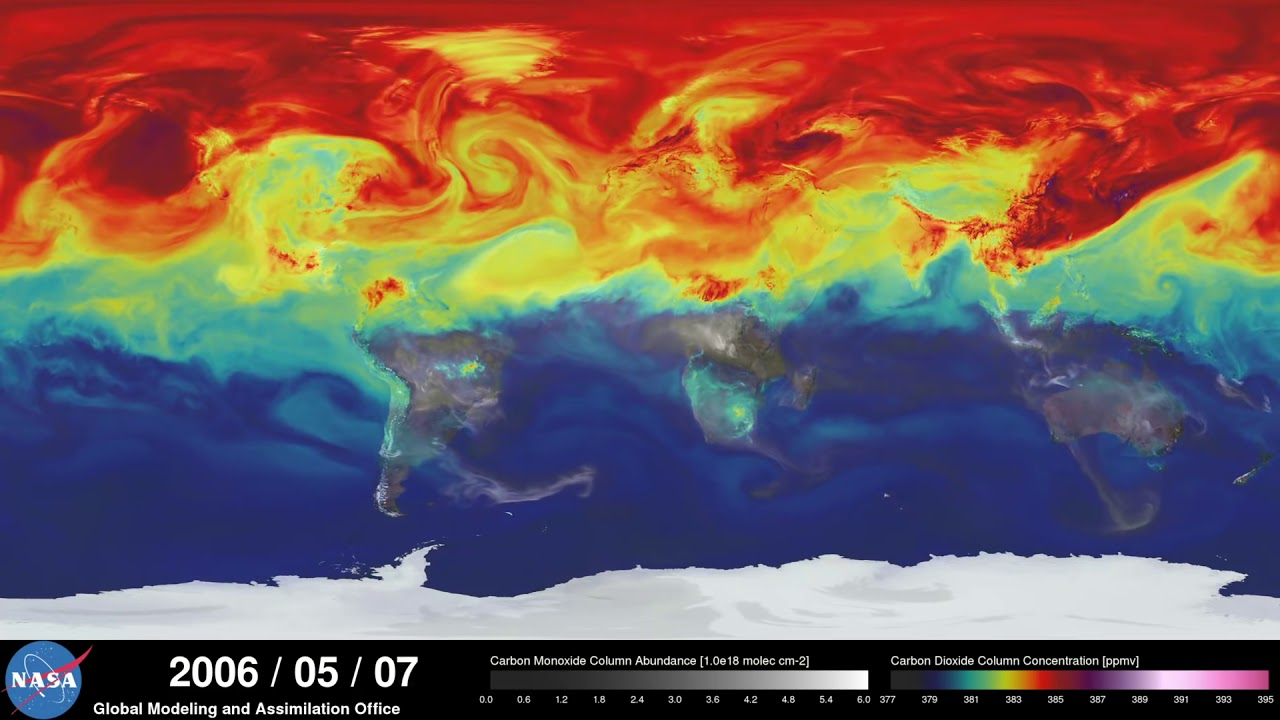 NASA satellite maps global distribution of cloud ice