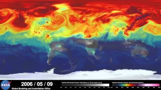 Repeat youtube video NASA | A Year in the Life of Earth's CO2