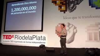 Utilizando el poder de millones de mentes humanas | Luis von Ahn | TEDxRíodelaPlata