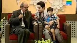 Hum 2 Humara Show (With Faisal Sawazari and his beautiful daughters)