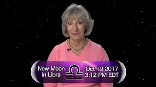 New Moon in Libra 2017