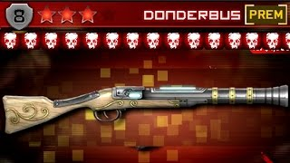 Sas 4 - DONDERBUS (NEW GUN)