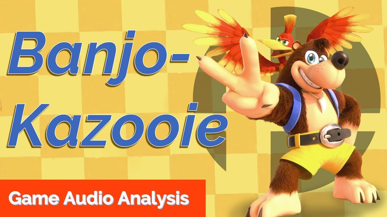 Banjo-Kazooie - Game Audio Analysis