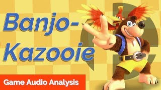 Banjo-Kazooie - Game Audio Analysis