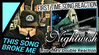 Nightwish - The Islander (Live + Music Video) | ROADIE REACTIONS