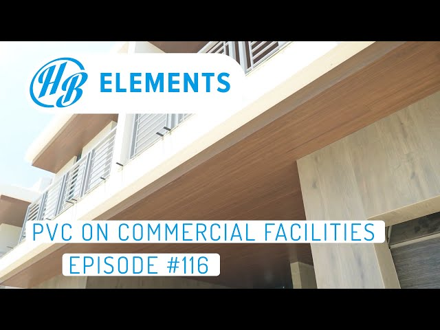 PVC on Commercial Facilities | Hardie Boys Episode #116