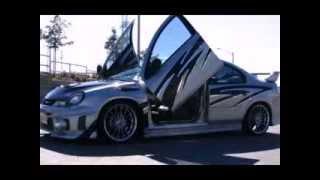 Бодренький тюннинг Chrysler Neon 2