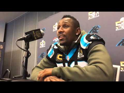 Thomas Davis reiterates that broken arm won