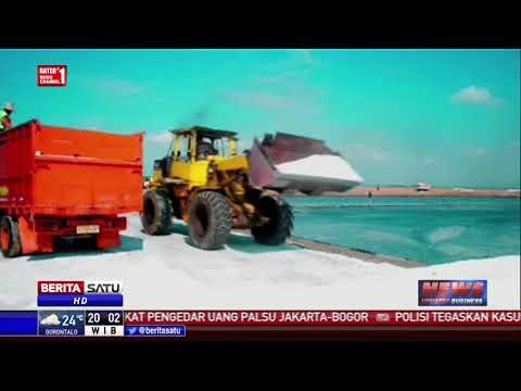 Pemerintah Teken PP Impor Garam Industri