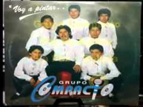 CUMBIA DE HOY - GRUPO COMPACTO DE BOLIVIA - PAR DE ANILLOS(1993)
