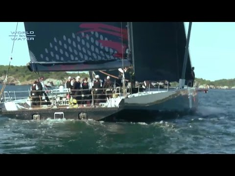 World on Water June 24 16 Sailing TV News Comanche, Superyac