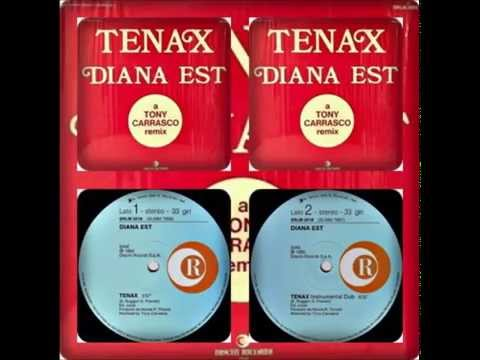 DIANA EST - TANAX (VOCAL, INSTRUMENTAL, RADIO EDIT, REMIX 1982)