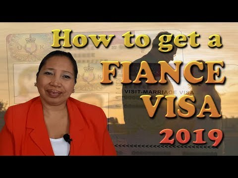 How To Apply For A UK 🇬🇧 Fiance Visa 2019