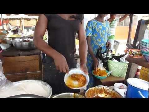 African macrobiotic breakfast