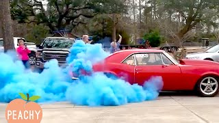 Fast & Furious Gender Reveals!   Funny Gender Reveal Fails   Funny Moments [30 minutes]
