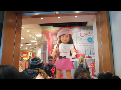 American Girl, Girl of the Year 2015 Reveal Toronto - Doll B