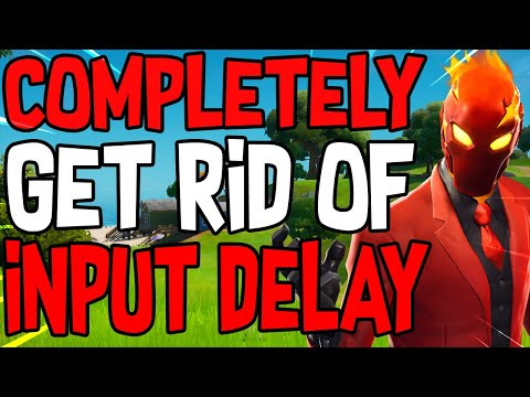 How To Reduce Input Delay In Fortnite Chapter 2 Season 2 (Get Rid Of Input Delay)
