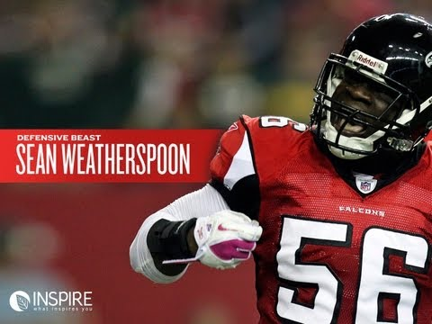 Football Star Sean Weatherspoon in Inspire (tentree & CWF)