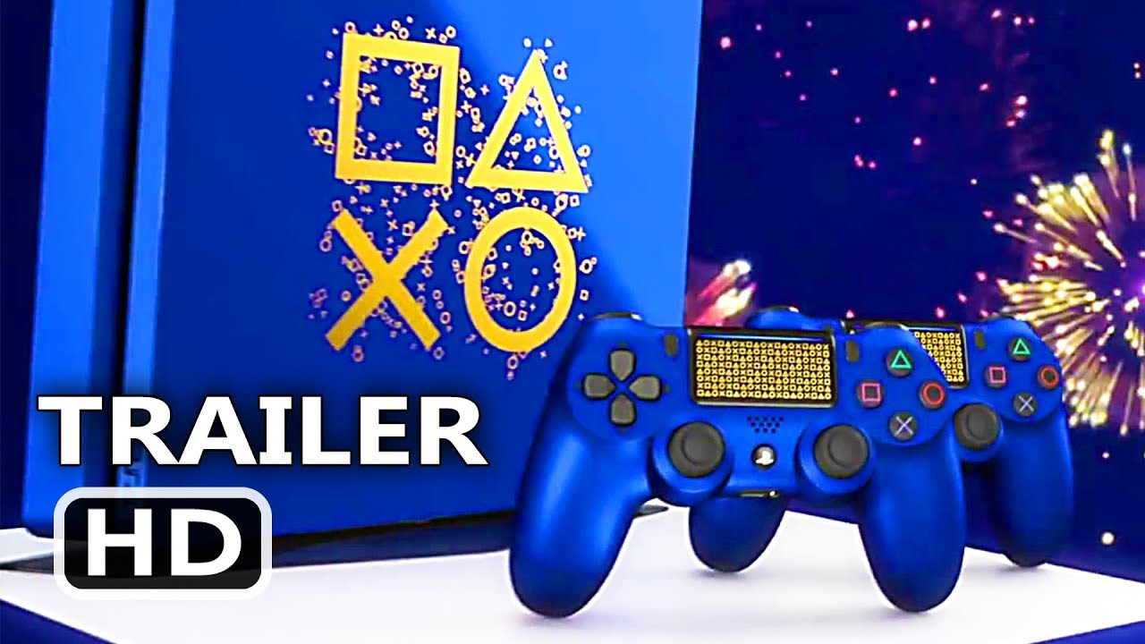 ps4 days of play limited edition firmware
