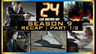 24: 'Jack Is Back!' (1/2) - LIVE ANOTHER DAY Recap!