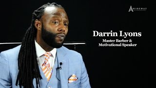 Motivational Speaker and Master Barber Speaks on the Importance of Time Management