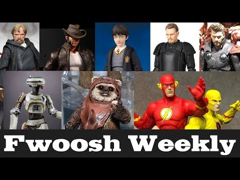 Weekly Tons of SH Figuarts Avengers and Star Wars Batman Harry Potter Logan TMNT and tons more